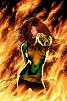 Day 24 character that should have stayed dead: Jean Grey