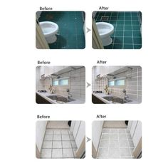 Best kitchen ideas that are interior. Modern, Chic, and stylish! Floor Grout, Tile Floor Diy, Tile Grout, Wall And Floor Tiles, Grouting, Diy Home Cleaning, House Cleaning Tips, Diy Cleaning Products, Grout Cleaning