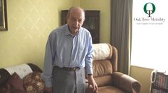 In this video Mr Groger talks about his riser recliner chair and how it has changed his life, we were very fortunate and lucky enough to have a positive effect on… Recliner Chairs, Strength, Power Recliner Chairs, Electric Power