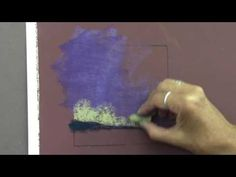 "In this video, I paint with soft pastels ""Evening game of shadows"" Music: Gipsy Kings - Inspiration"