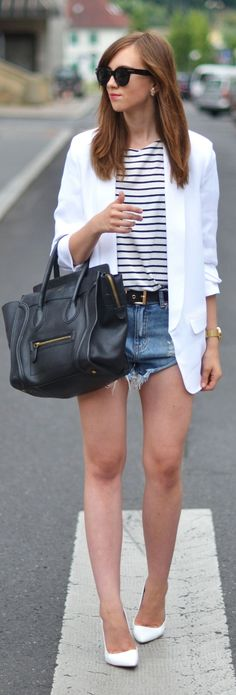 Casual Basics Outfit by Vogue Haus