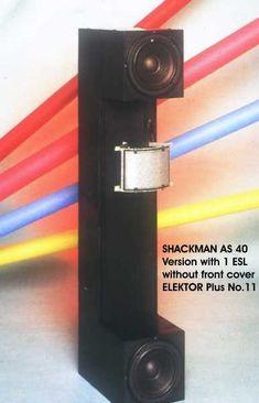 Shackman AS 40