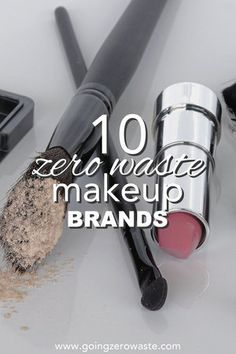 I've been doing a lot of research on zero waste makeup brands. If you've been a frequent reader, you know I love to DIY! I have an entire tab dedicated to the zero waste, DIY side of beauty. As the blog has grown, I've gotten a lot busier. My time to DIY has decreased. Even though my DIY time has