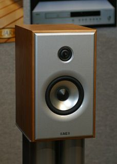 """Acoustic Energy - AE-a III , Audiophile High End Monitor Speakers"" !... http://about.me/Samissomar"