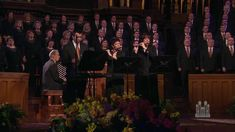 Simple Gifts - Mormon Tabernacle Choir reminds me of church