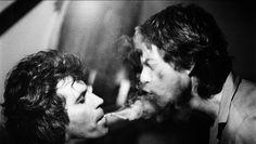 Keith & Mick By Arthur Elgort