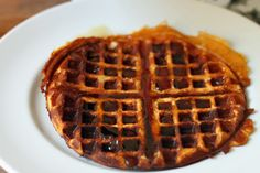 Malted Waffles.