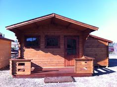 1289974_666463753366378_1498849680_n Wooden House, Cabin, House Styles, Home Decor, Decoration Home, Room Decor, Cabins, Cottage, Home Interior Design