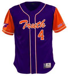 Speak it!  Truth Baseball designed these custom jerseys and Home Team Sports created them! http://www.garbathletics.com/blog/truth-baseball-custom-jerseys/ Make your own statement at www.garbathletics.com!