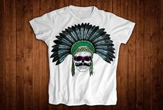 Turkish Indian Chief on Behance