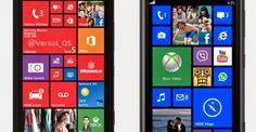 Lumia 525 và Lumia 625 giảm nhẹ