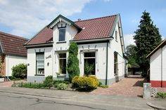 traditioneel Apeldoorns huis in Zuid