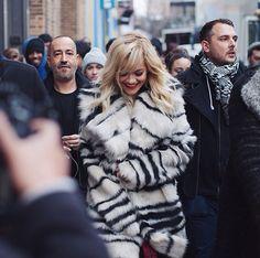 Rita Ora #NYFW #fashion #style #AW14  #vip