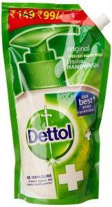 Dettol Liquid Soap Refill Original  800 ml at Rs. 99  Amazon