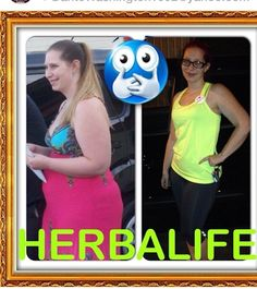 I started my journey after my first child. Took almost a year to loss 20 pounds unhappy. Depressed no motivation. On Dec 5 2013 I started my Herbalife. I currently down 36. I have never felt better and more alive I have energy to go to the park. I am a health coach I  going to the gym now but I didn't before.  If you want my help call or text me 714-926-4936