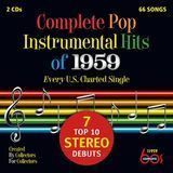 Complete Pop Instrumental Hits of 1959 [CD]