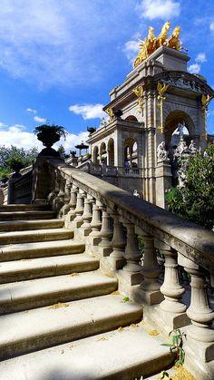 Parc de la Ciutadella, Barcelona | Flickr