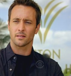 Steve McGarrett from Hawaii Five- 0