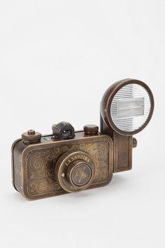 ~ Lomography La Sardina Flash DXL Analogue Camera ~