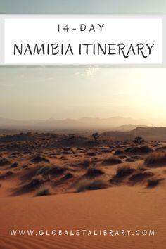 Thinking about traveling to Namibia? (Hint: If not, you should be!) If you are, look no further! Here is your ultimate 14-Day Namibian Itinerary! www.globaletalibrary.com (Photo by Karla Strand) Uganda Travel, Africa Travel, Beautiful Places To Visit, Places To See, Amazing Places, Africa Destinations, Travel Destinations, Travel Around The World, Around The Worlds