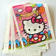 Bolsas Hello Kitty - Artículos de Fiesta