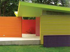 colorful corrugated polycarbonate sheets