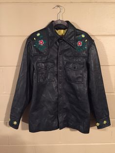 Vintage Pioneer Wear Jacket Embroidery Snap Front  https://www.etsy.com/listing/261185701/vintage-pioneer-wear-jacket-embroidery?utm_source=socialpilotco&utm_medium=api&utm_campaign=api  #clothing #jacket #shirt #southweststyle