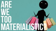 Growing up, your parents and teachers probably taught you that materialism was bad. But is that actually the case? This video breaks down the pros and cons, and you'll be surprised by some of the hidden benefits. Press play for an insightful look into why consumerism as a part of our nature.