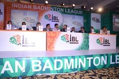 Indian Badminton League (IBL), a franchise-based league based on cricket's IPL, had its inaugural players' auction in New Delhi on July 22, 2013.