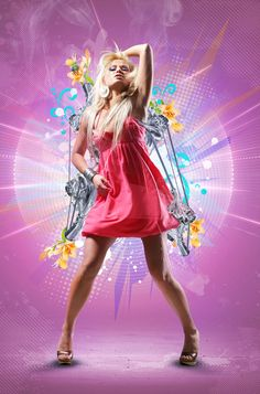 25 Creative Photoshop Sparkling Effects and Photo manipulation works for your inspiration Creative Photoshop, Free Photoshop, Photoshop Effects, Love Related Images, Air Balloon, Balloons, Cholo Art, Festival Flyer, Dance Art