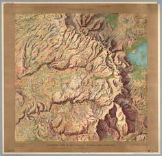 Yosemite Map