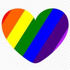 Love Png, How To Remove, Rainbow, Graphics, Heart, Free, Image, Rain Bow, Rainbows