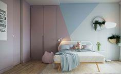 Modernes Kinderzimmer Mit Großem Bett Und Bequemen Sitzbereich |  Kinderzimmer | Pinterest | Neue Ideen, Kinderzimmer Und Modernes  Kinderzimmer
