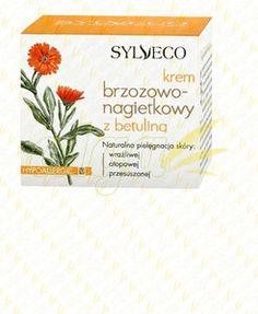 SYLVECO Krem brzozowo-nagietkowy z betuliną