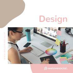 Apostamos na qualidade da imagem dos nossos clientes! Saiba como o poderemos ajudar com os serviços de design dos nossos profissionais. 📏⌨️✒️   #WeLoveSocial #WLS #Digital #Design #Designers Monitor, Innovation, Designers, Social Media, Digital, Social Networks, Social Media Tips