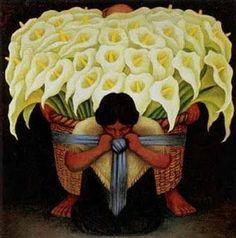 pinturas famosas de mexico - Buscar con Google