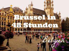 48 Stunden in Brüssel