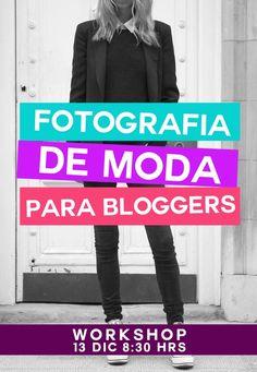 #Workshop de fotografía para #Bloggers