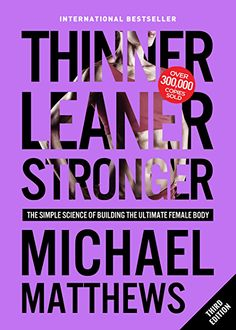 [EPub] Thinner Leaner Stronger: The Simple Science of Building the Ultimate Female Body (Muscle for Lea el libro Thinner Leaner Stronger: The Simple Science of Building the Ultimate Female Body (Muscle for Life Book Autor Michael Matthews, Weight Lifting Workout Plan, Lifting Workouts, Weight Training, Fun Workouts, Got Books, Books To Read, Thinner Leaner Stronger, Cardio, Tighten Loose Skin
