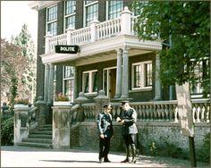 Villa Kloosteresch. Eind jaren 60 en begin 70 nog in gebruik geweest als  politiebureau.