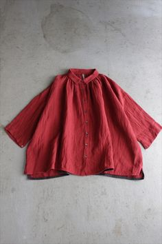Little Red Riding Hood Style Du Japon, Tops Boho, Yohji Yamamoto, Japan Fashion, Linen Dresses, Mode Inspiration, Get Dressed, Beautiful Outfits, My Style