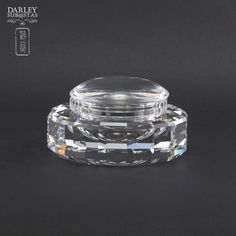 Caja en cristal de Swarovski. Lote 28003031. www.subastasdarley.com