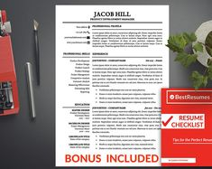 Resume template with a cover letter and references template! Get a great resume instantly! Resume idea, pretty resume, beautiful resume, personal resume, resume examples, perfect resume example, good resume, job resume, clean resume, best resume templates, resume samples, resume building, resume design template, creative resume ideas, resume template word, resume references, resume inspiration, professional resume template, downloadable resume templates, cv template, resume design layout…