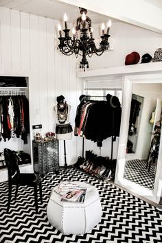 simply life design: Glamorous Closet Couture