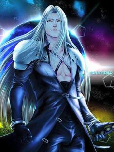 Fantasy Male, Fantasy Series, Final Fantasy Cloud, Vincent Valentine, Star Wars, Cloud Strife, Male Beauty, Anime Guys, Hot Anime