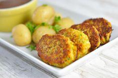Kan deller uden kød overhovedet smage godt? Ja! Prøv vores opskrift med masser af squash, gulerødder og kartofler. De er virkelig gode!