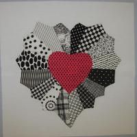 Dresden Heart - via @Craftsy