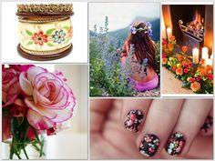 LOVE Feminine Florals
