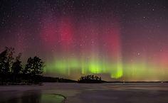 Auroras by Ville Lukka on Aurora, Northern Lights, Facebook, Nature, Check, Photography, Travel, Naturaleza, Photograph