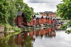 Finland, Denmark, Norway, Sweden, Explore, Exploring
